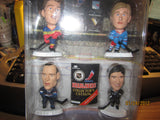 NHL 1997 Headliners Superstars Set Of 4
