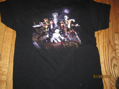 Cats Cast on Front T shirt XL Theater Play