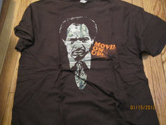 The Jeffersons George Movin On Up T Shirt XXL Sherman Helmsley