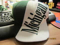 Michigan State Spartans Vintage Snapback Hat New W/O tag