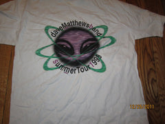 Dave Matthews Band Summer Tour 1999 T Shirt XL
