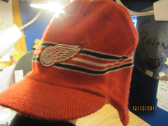 Detroit Red Wings Flapped Kids Knit Winter Hat