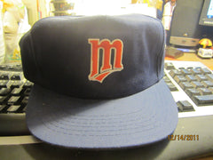 Minnesota Twins Logo Snapback Adjustable Hat By Nova