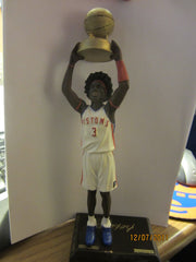 Detroit Pistons Ben Wallace 2005 Eastern Conference Champs Statue SGA New In Box