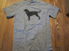 Black Dog Martha's Vineyard 2004 Classic Grey T Shirt Small