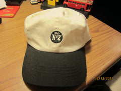 Jack Daniels No.7 Logo White Hat