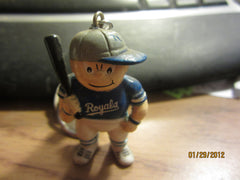 Kansas City Royals L'il Brat Keychain