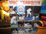 Detroit Tigers 1980 Yearbook Mint