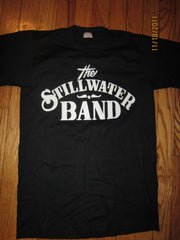 Stillwater Band Vintage 80's T Shirt Small Sportswear 50% 50%