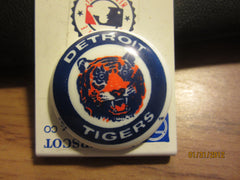 Detroit Tigers Old Logo Plastic Pin