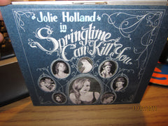 Jolie Holland Springtime Can Kill You Digipak CD 2006 Anti