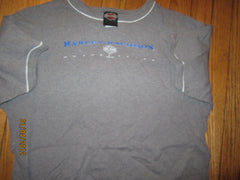 Harley Davidson Michigan City Indiana Ladies T Shirt Large