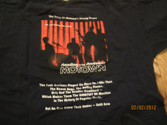 Standing In the Shadows of Motown Promo Ringer T Shirt XL Hip O Select