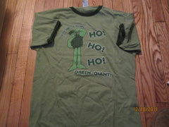 Jolly Green Giant Vintage Fit Ringer T Shirt Large