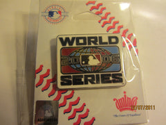 St Louis Cardinals 2006 World Series Logo Metal Pin New In Package