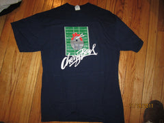 Inaugural Cherry Bowl Detroit T Shirt XL Vintage 80's NCAA