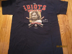 Boston Red Sox 2004 Idiots Believe Johnny Damon T Shirt Large NWOT Judas