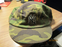 New York Yankees Camouflage Army Hat