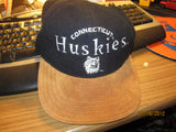 Connecticut Huskies Wool With Suede Bill Hat UCONN