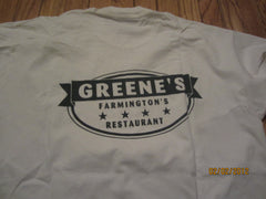 Greene's Hamburgers Farmington Michigan T Shirt XL