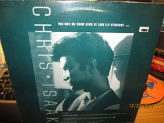 Chris Isaak You Owe Me Some Kind Of Love US Promo 12""