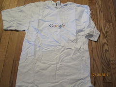 "Google ""I'm Feeling Lucky"" T Shirt Medium"