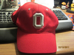 Ohio State Red Logo Hat 7 3/8 By Zephyr