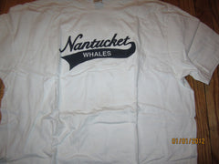 Nantucket Whales #3 T Shirt XL