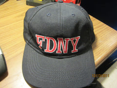 "FDNY ""Keep Back 200 Feet"" Adjustable Hat New W/Tag"