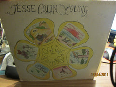 Jesse Colin Young Together White Label Promo Lp 1972
