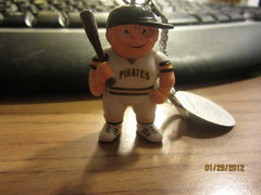 Pittsburgh Pirates L'il Brat Keychain
