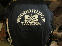 Woodbridge Tavern Detroit Vintage T Shirt Large 80's