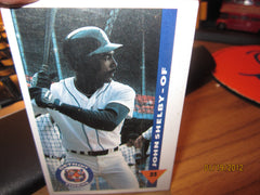 Detroit Tigers 1991 SGA Sealed Card Set Coke Kroger