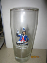 EKU Erlte Kulmbacher 0.5ltr Beer Glass Germany