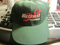 Detroit Plumbers 98 Adjustable hat
