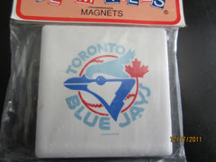 Toronto Blue Jays Oldm Logo Ceramic Tile Magnet New In Package