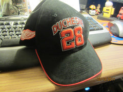 Detroit Red Wings #28 Steve Duchesne Adjustable Hat