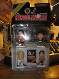 NHL Headliners 1997 Defensive Standouts Set of 4