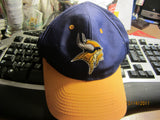 Minnesota Vikings Logo Two Tone Snapback Hat
