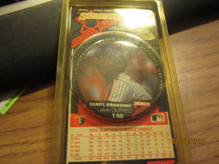 New York Mets Darryl Strawberry Photo Pin New In Package