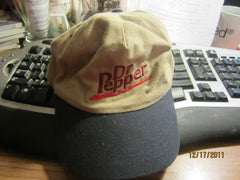 Dr. Pepper Logo Adjustable Hat New W/O Tag