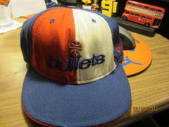 Washington Bullets Old Logo Fitted hat 7 3/8 Hardwood Classics