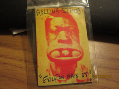 Rolling Stones Exile On Main Street Cover Magnet