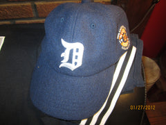 Detroit Tigers 75th Anniversary of 1935 World Series Hat SGA