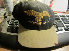 NRA Golden Eagles Logo Snapback Adjustable Hat