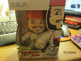 Indiana Jones Sallah Action Figure New In Box By Mighty Muggs