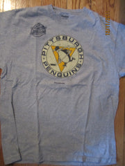 Pittsburgh Penguins Winter Classic 2011 T Shirt Large Reebok