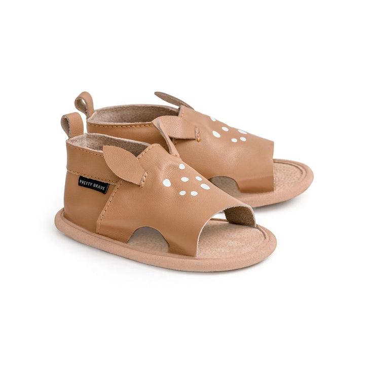 Pretty Brave - Menorca Sandal Little Deer