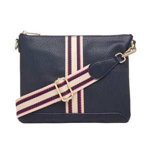 Elms + King - Balmoral Pouch - French Navy