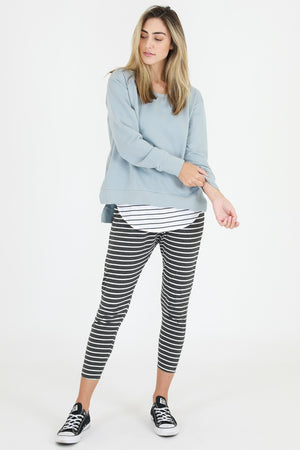 3rd Story - Ulverstone Sweater - Storm Blue